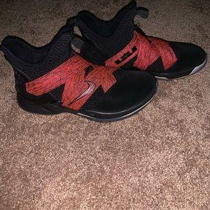 Lebron James Nike sneakers